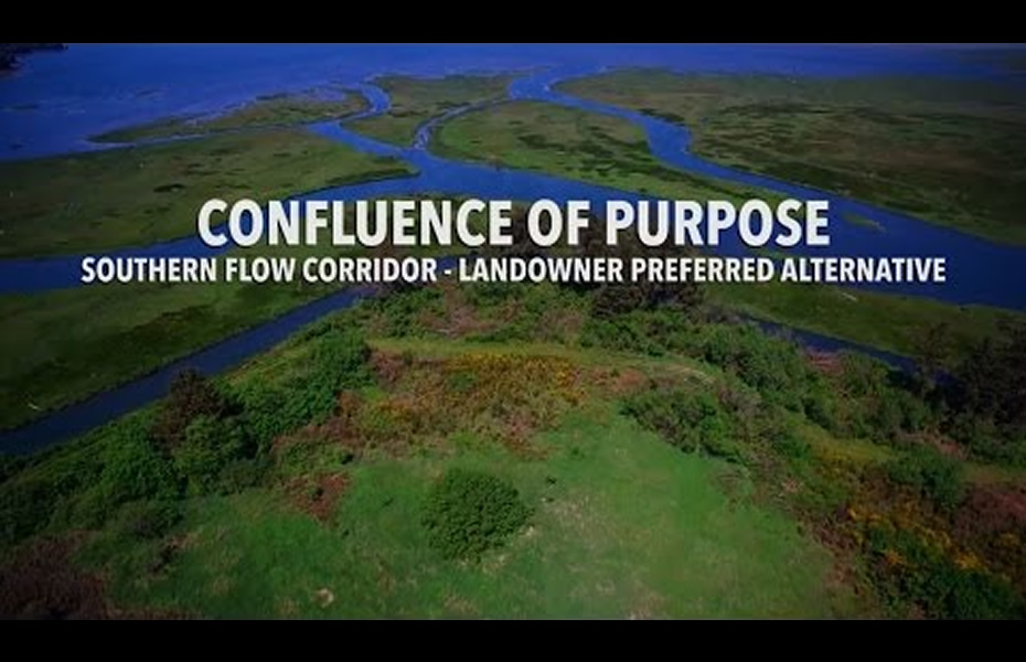 A Confluence of Purpose!