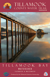 tillamook bay guidebook cover